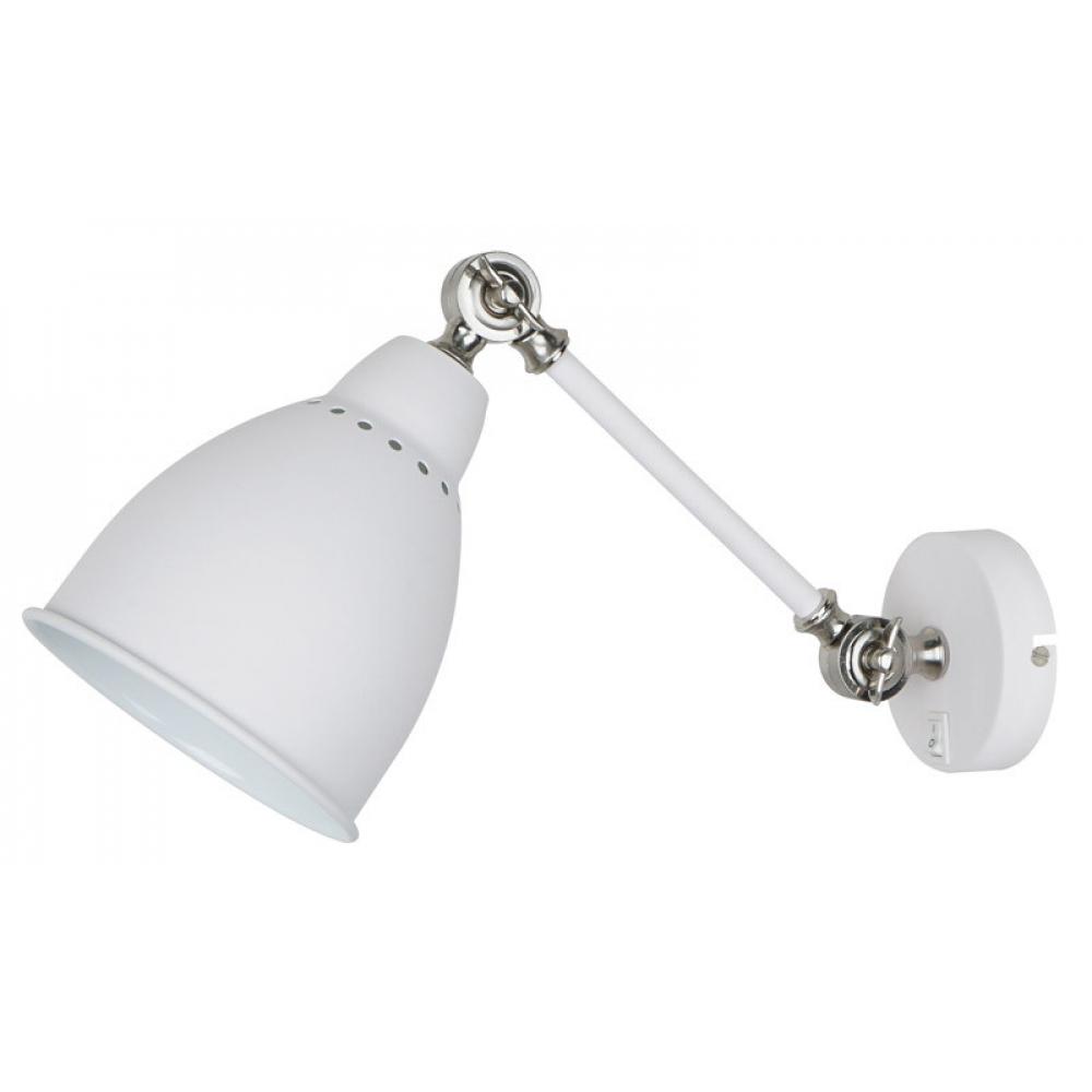 Настенный светильник arte lamp a2054ap-1wh
