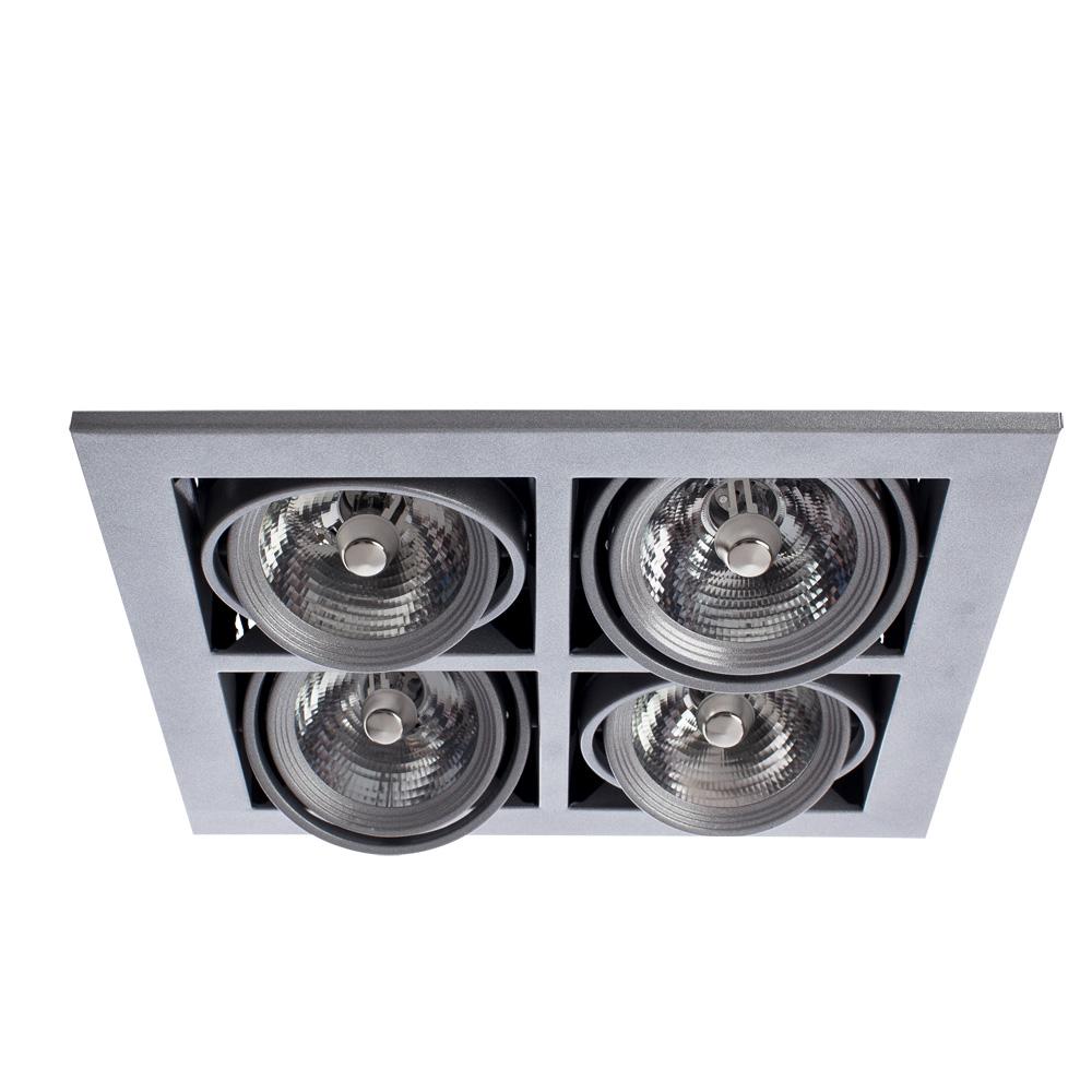 Потолочный светильник arte lamp a5930pl-4si