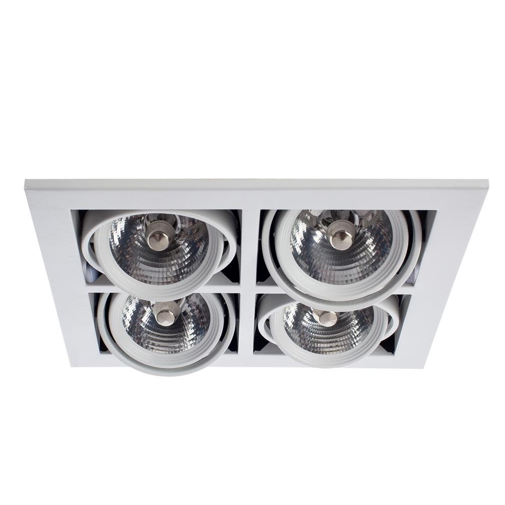 Потолочный светильник arte lamp a5930pl-4wh