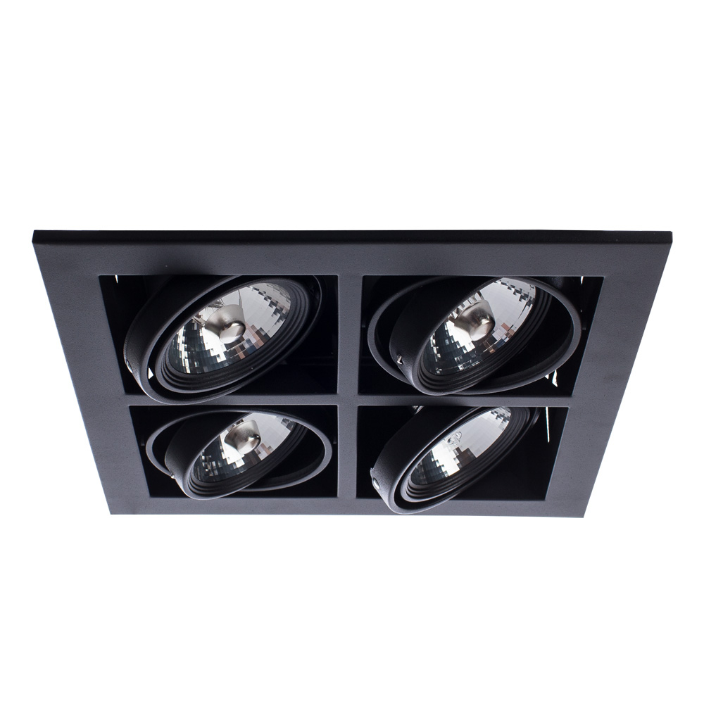 Потолочный светильник arte lamp a5930pl-4bk