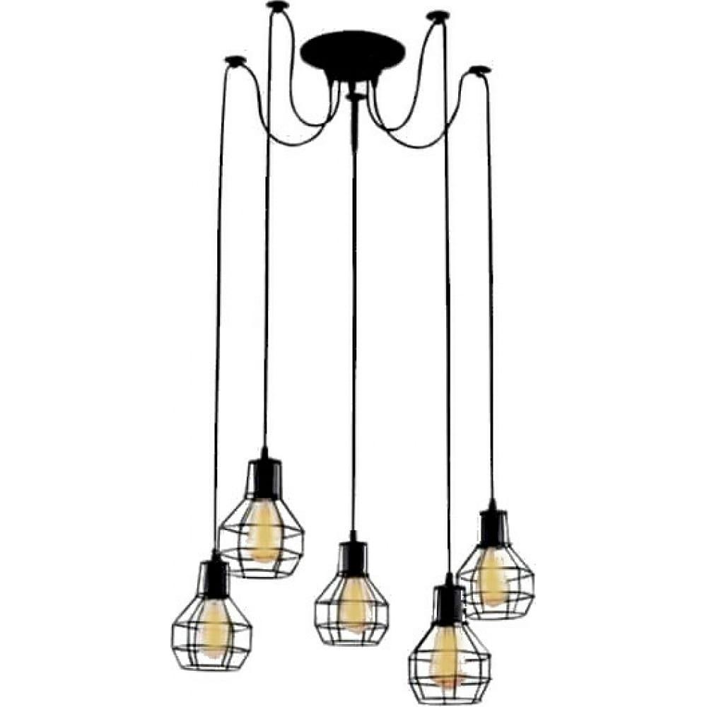 Подвесной светильник arte lamp a1109sp-5bk
