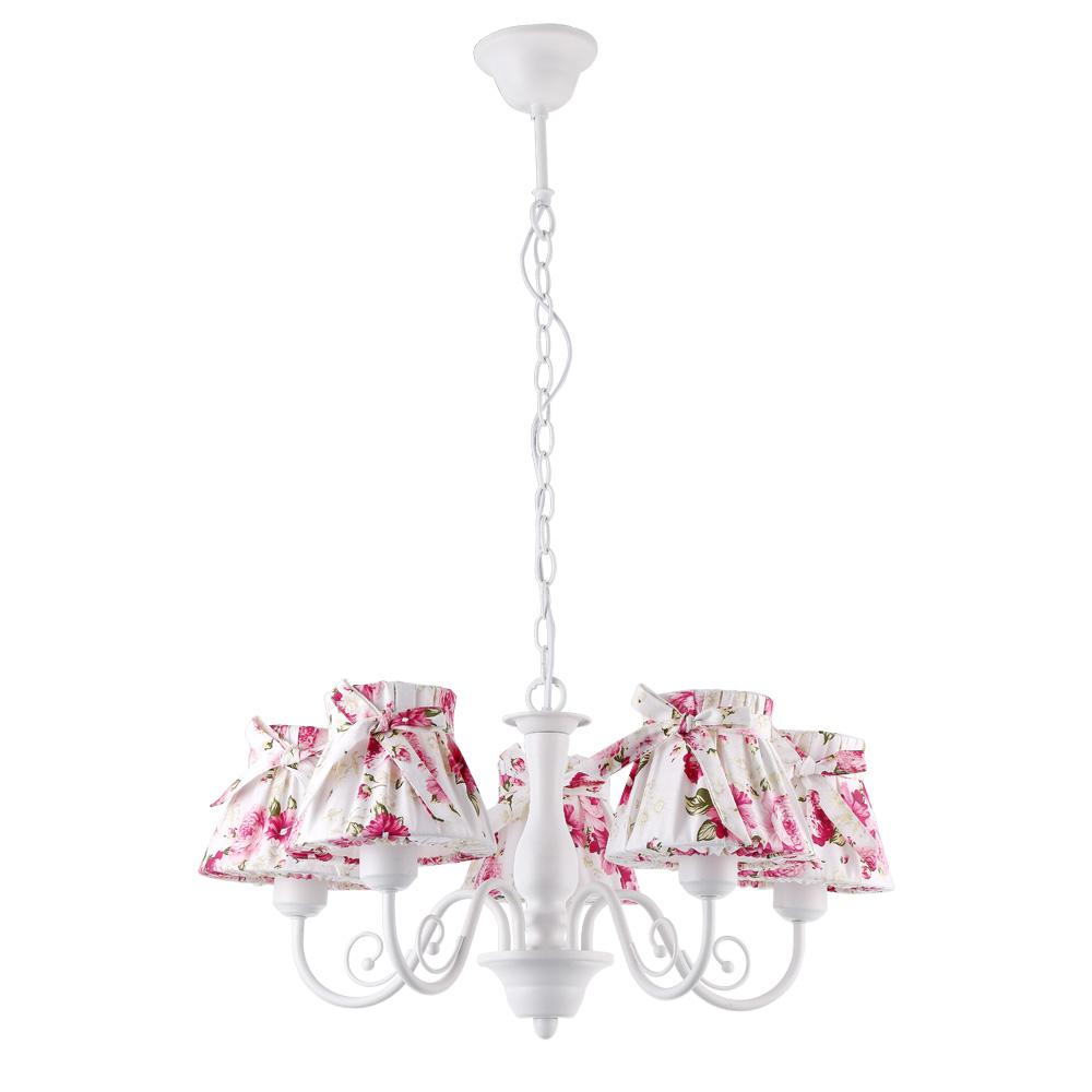 Подвесной светильник arte lamp a7021lm-5wh