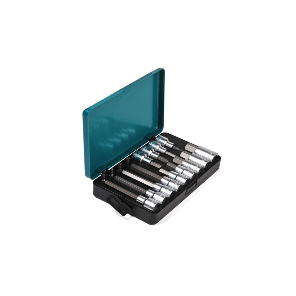 Купить Набор головок со вставками шестигранные 17 шт kamasa tools k 25000
