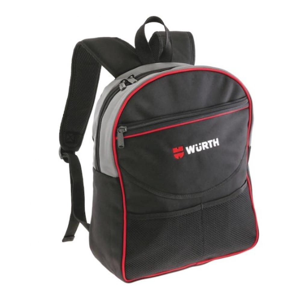 Рюкзак для инструмента wurth черный 0715930244961 1  - купить со скидкой
