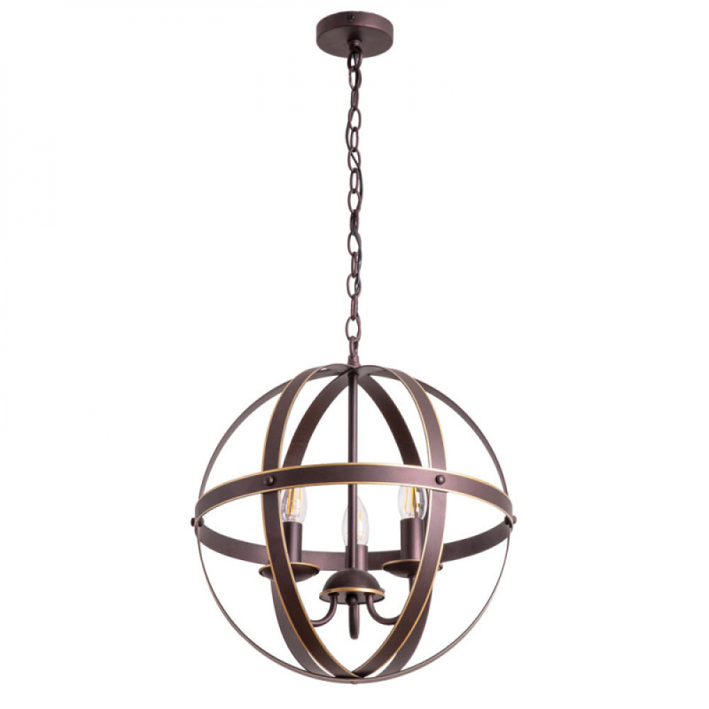 Подвесной светильник arte lamp a1087sp-3br