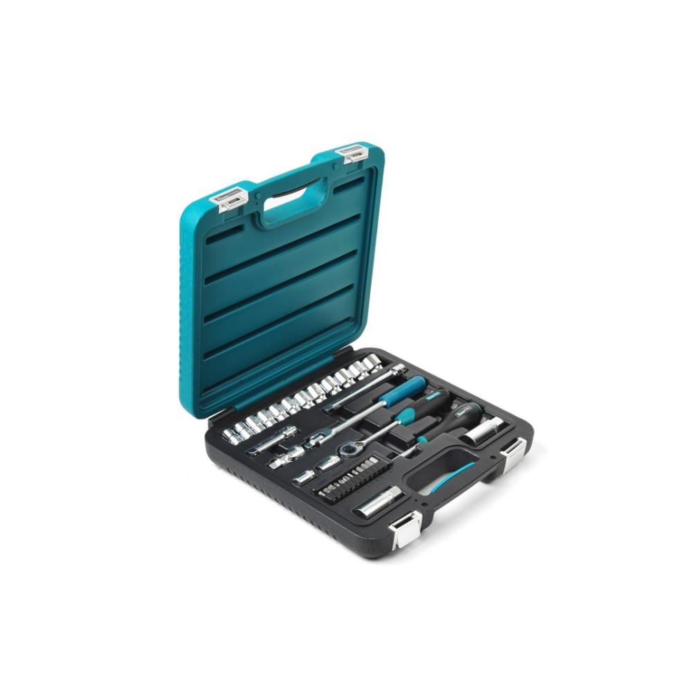 Купить Набор торцевых головок kamasa tools 3/8 , 34 предмета k 25007