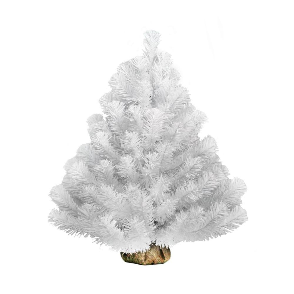 Купить Искусственная ель beatrees фея белая new, 0.6 м 1011406б