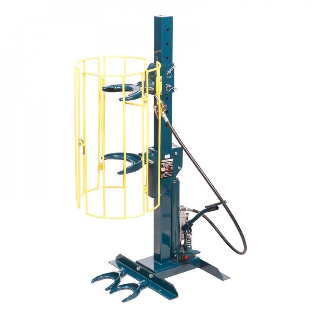 Купить Пневмогидравлическая напольная стяжка пружин forsage f-1500-6q