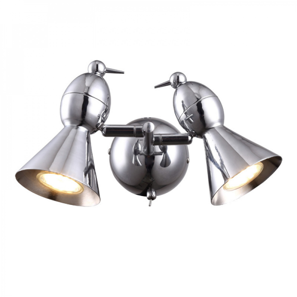 Купить Настенный светильник arte lamp a9229ap-2cc