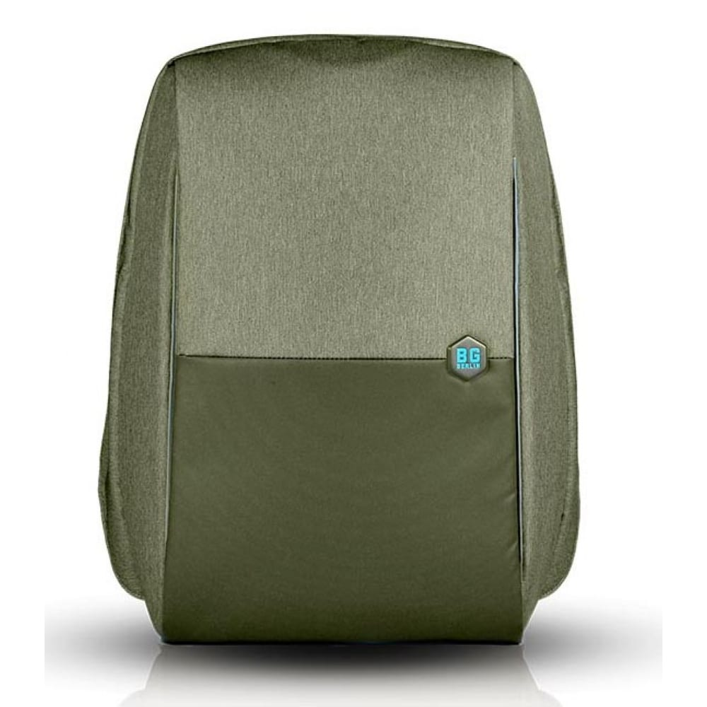 Рюкзак bg berlin metrobag 17 оливковый bg010/01/olive