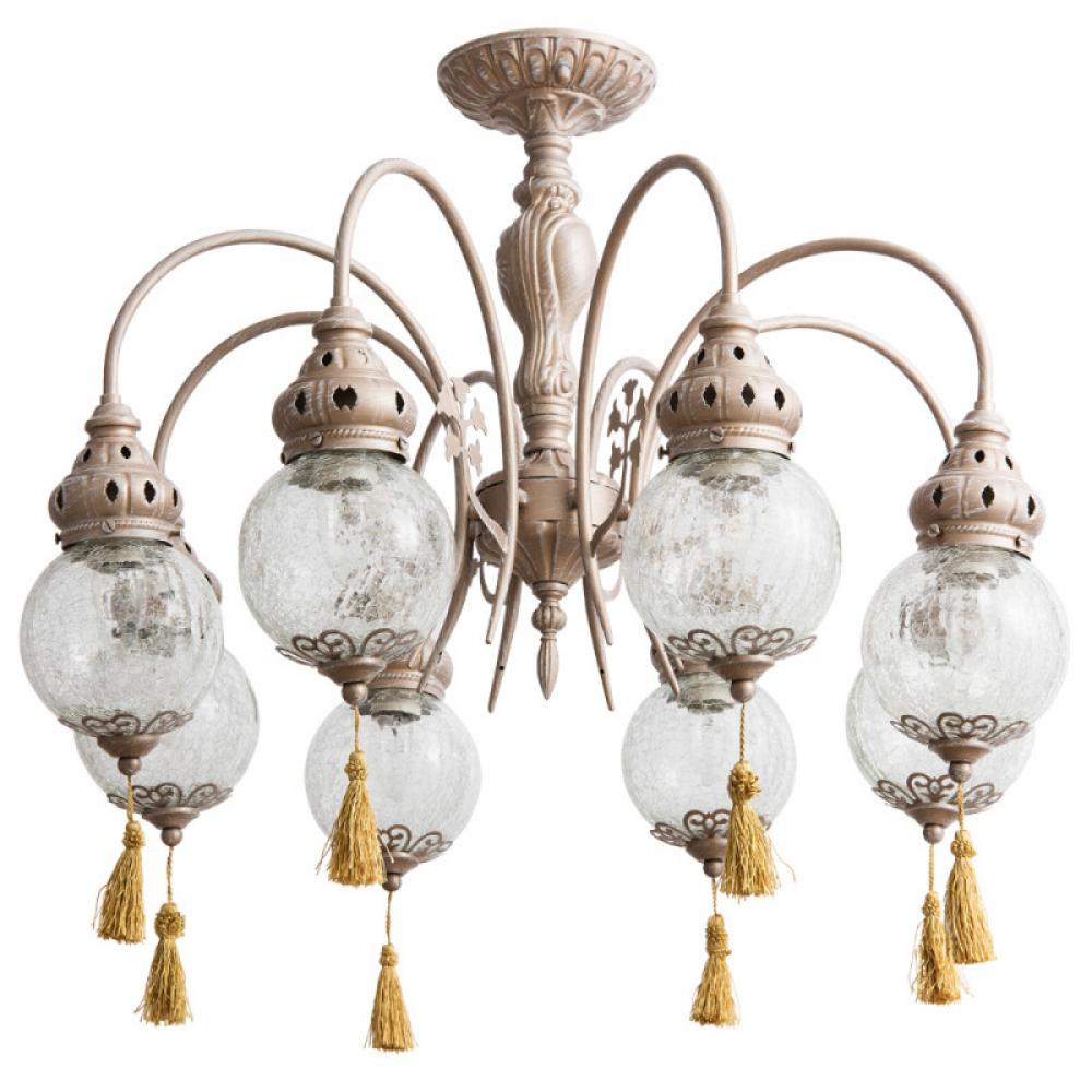 Потолочный светильник arte lamp a2146pl-8ga