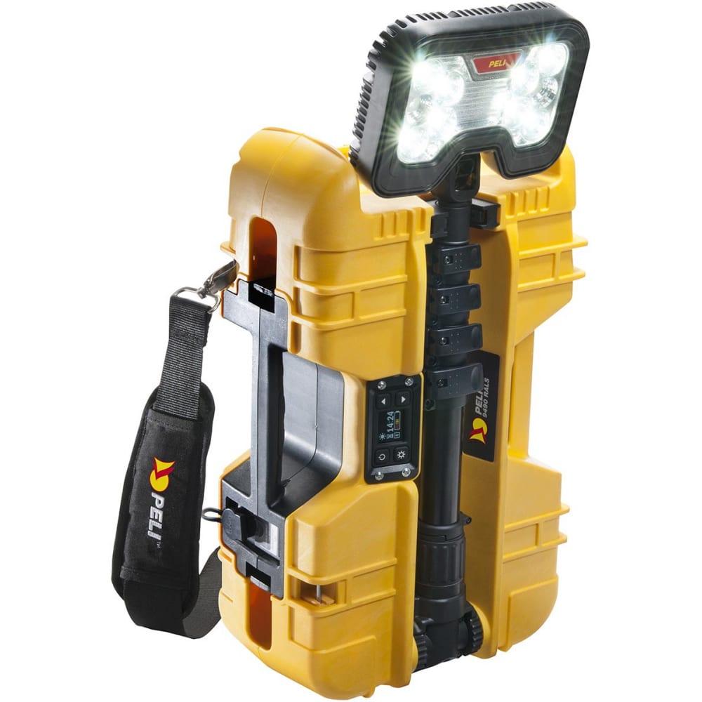 Купить Мобильная осветительная система pelican rals 9490 желтый 094900-0000-245e