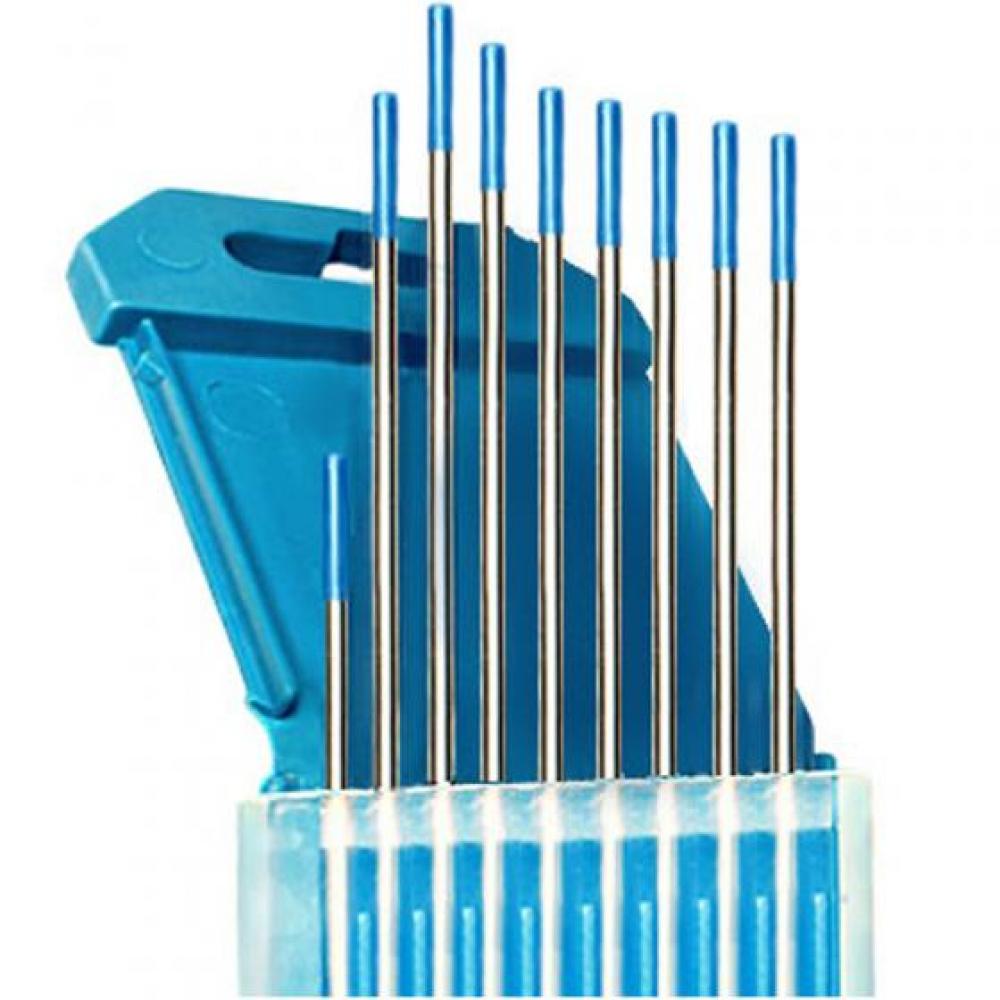 Картинка для Электроды вольфрамовые wl-20-175 (10 шт; 1.6 мм; синий; ac/dc) gigant g-604