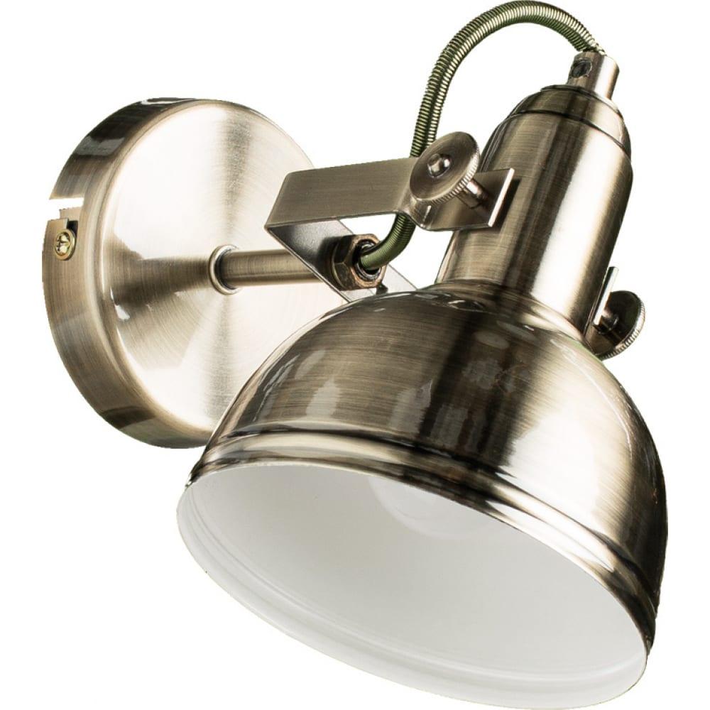 Настенный светильник arte lamp a5213ap-1ab