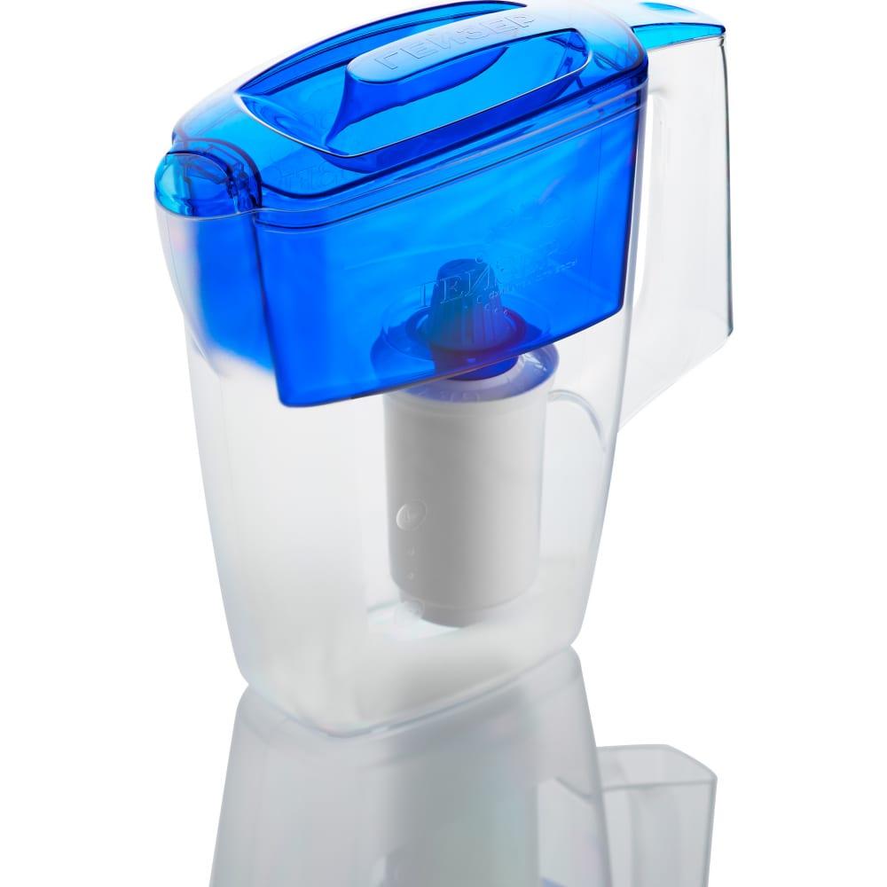 Фильтр-кувшин гейзер альфа синий 62047син