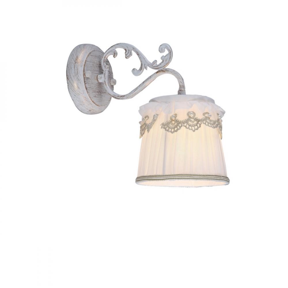 Настенный светильник arte lamp a5709ap-1wg