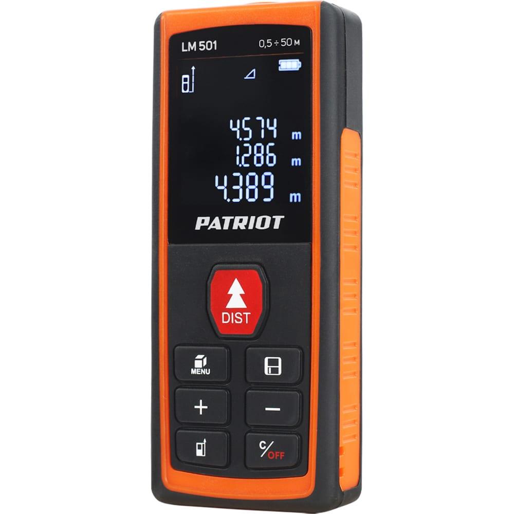 Лазерный дальномер patriot lm 501 120201501