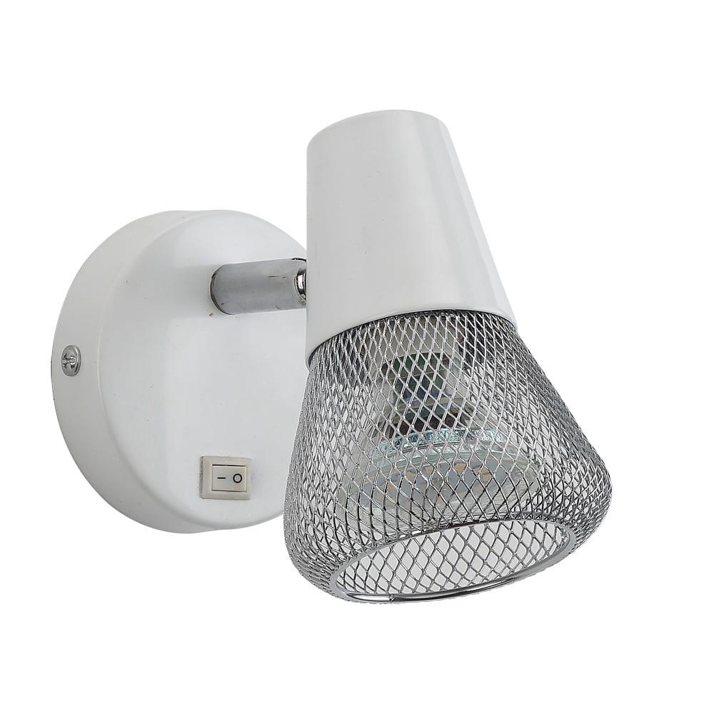 Настенный светильник arte lamp a9268ap-1wh