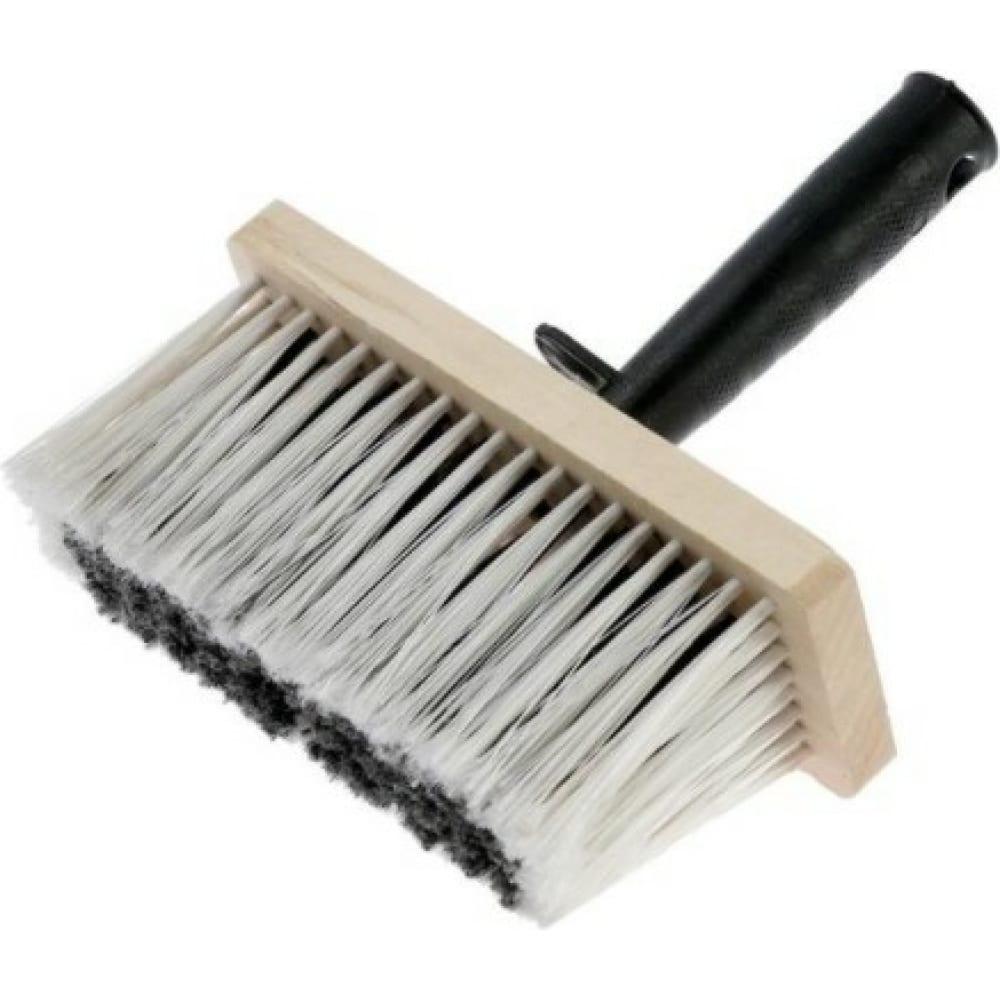 Купить Кисть-макловица tundra искусственная щетина, пластиковая ручка, 70 х 170 мм 881572