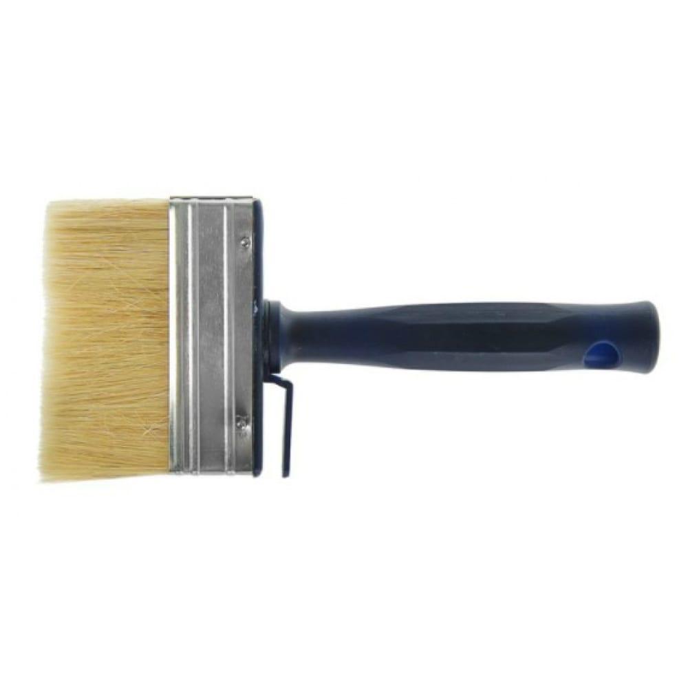 Купить Кисть-макловица tundra смешанная щетина, пластиковая ручка, 30 х 100 мм 881574