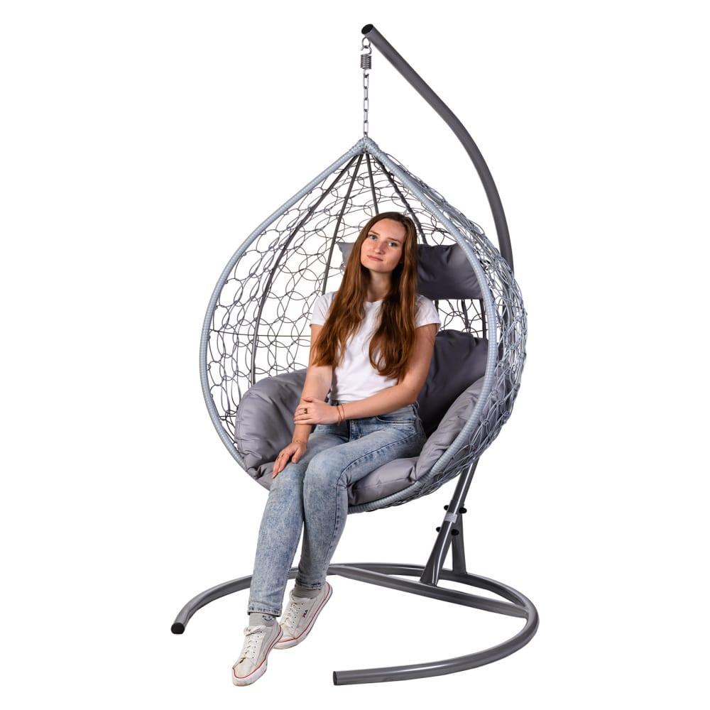 Купить Подвесное кресло bigarden tropicagray
