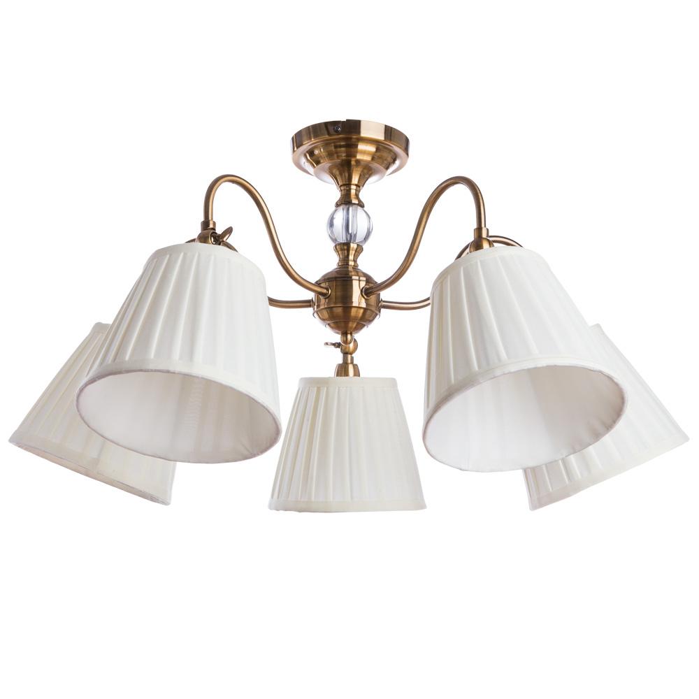Купить Потолочный светильник arte lamp a1509pl-5pb