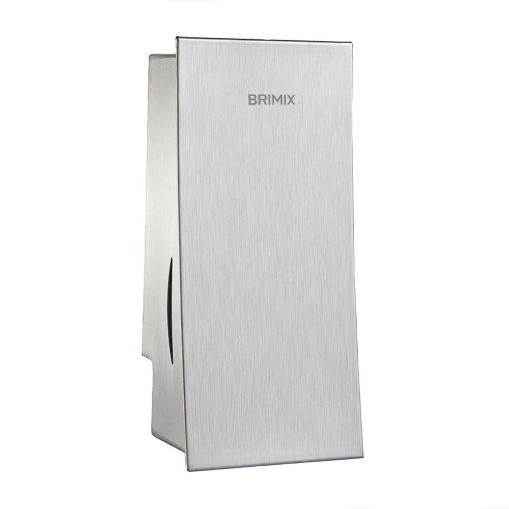 Дозатор жидкого мыла brimix матовый, 800