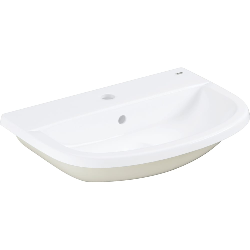 Купить Накладная раковина grohe bau ceramic ширина 55 см 39422000