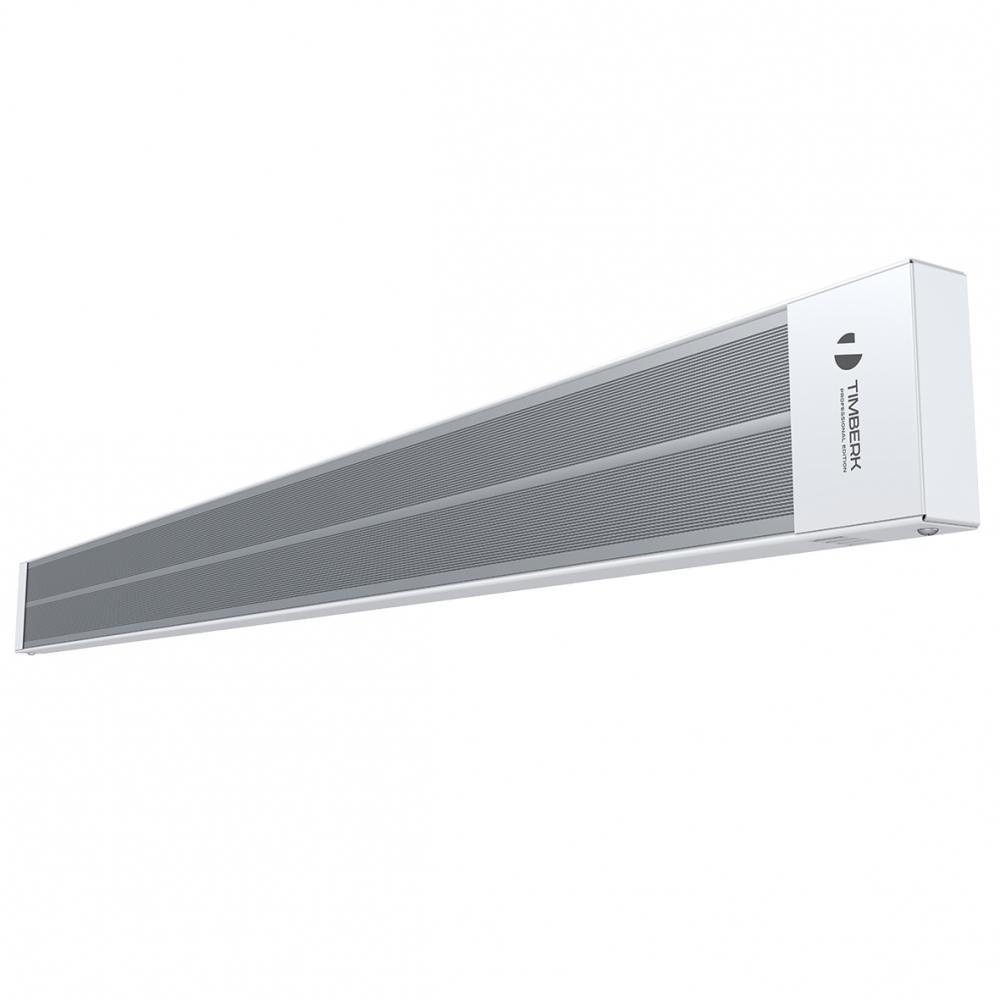 Инфракрасный электрический обогреватель timberk 0.8 квт