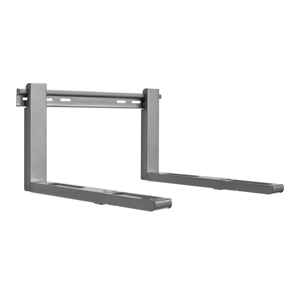 Купить Кронштейн для свч печей metaldesign md 3702 серебристый 11514