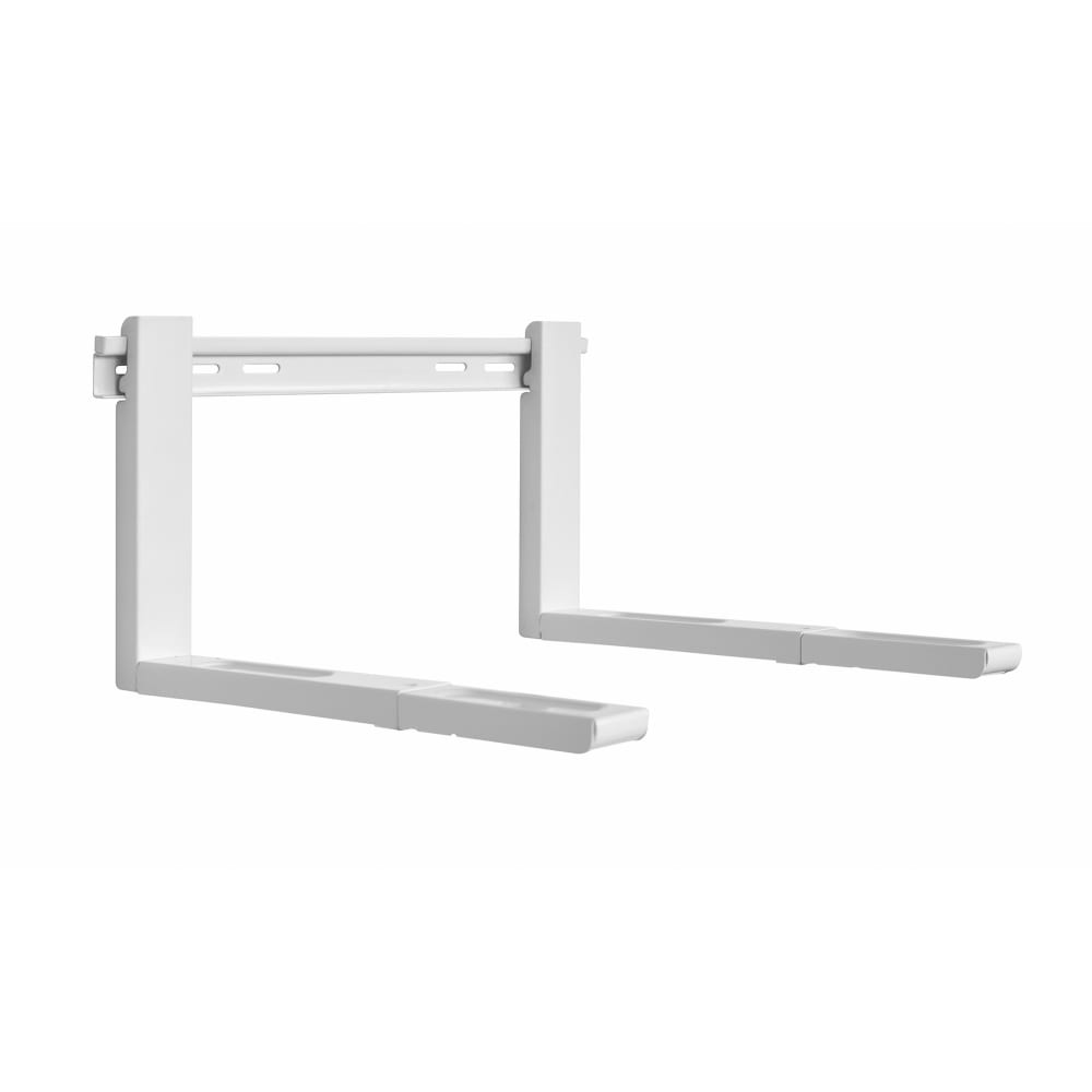 Кронштейн для свч печей metaldesign md 3702 белый 11513  - купить со скидкой