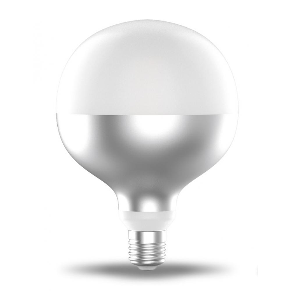 Купить Лампа led gauss filament g125-dc mirror-milky e27 9w 890lm 4100k 125х178mm 1/10 1014802209