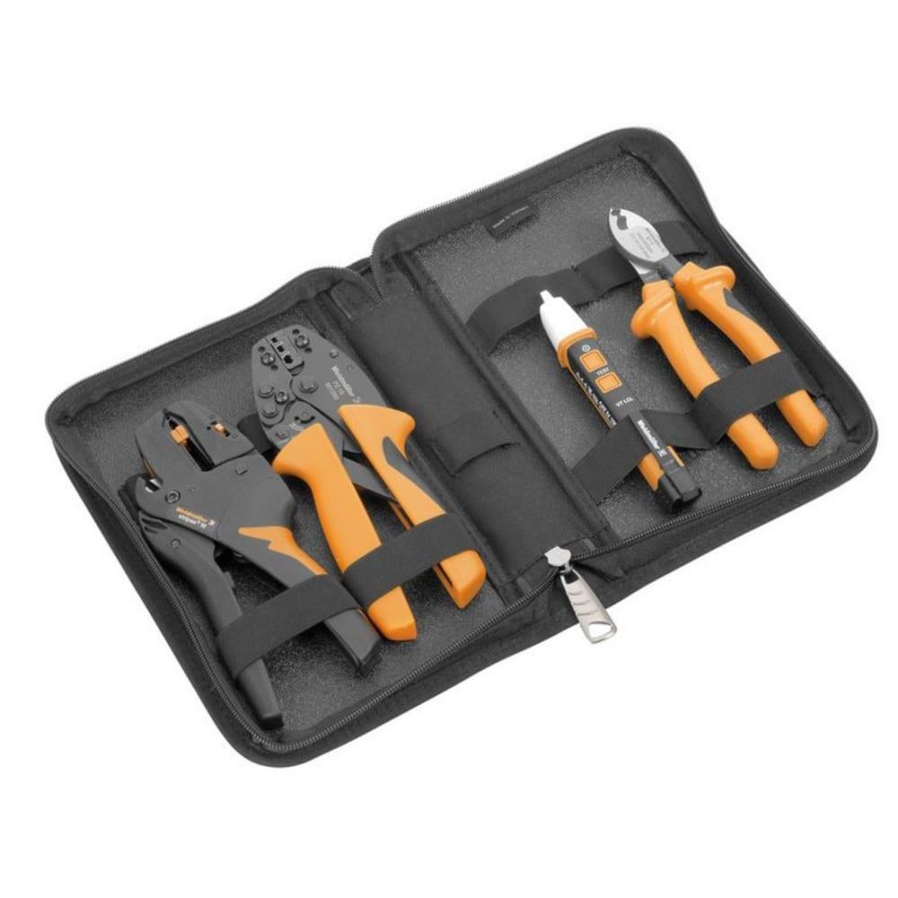 Набор электромонтажного инструмента weidmuller p bag set 7 2579460000