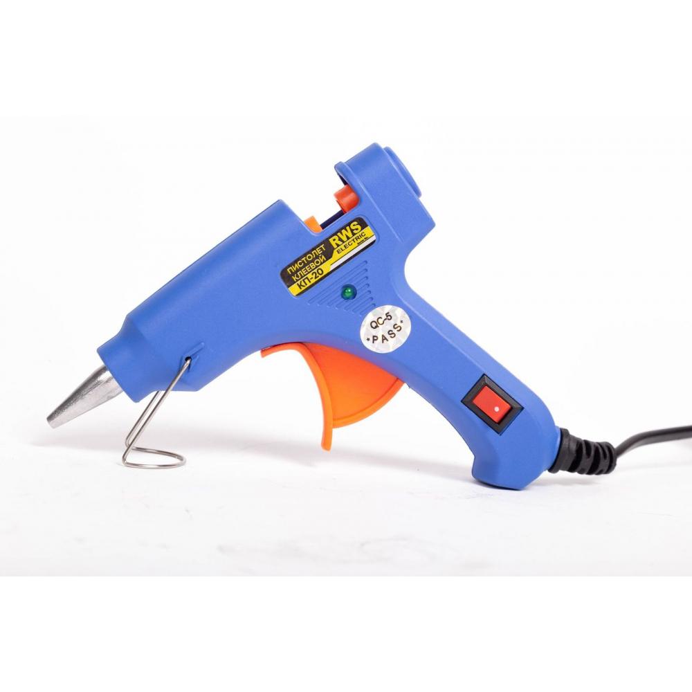 Купить Клеевой пистолет rws кп-20 71168