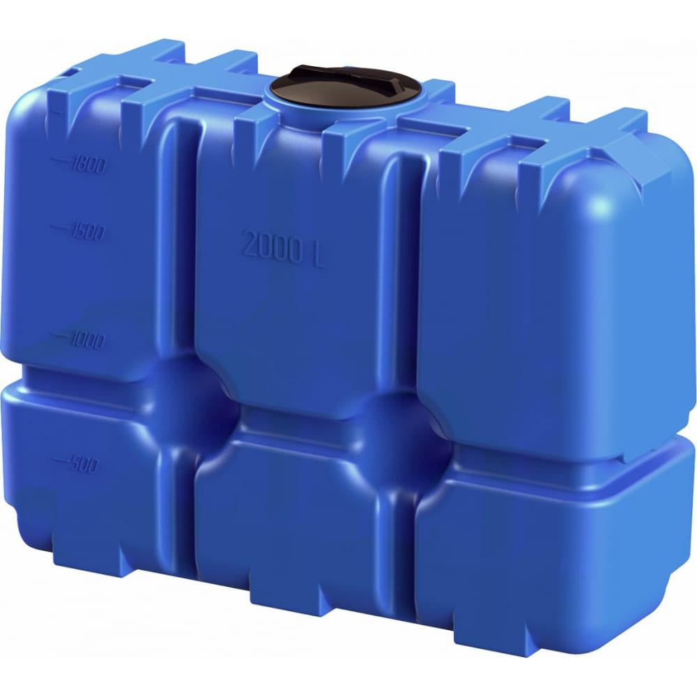 Купить Емкость polimer group r 2000 голубая tr2000s13
