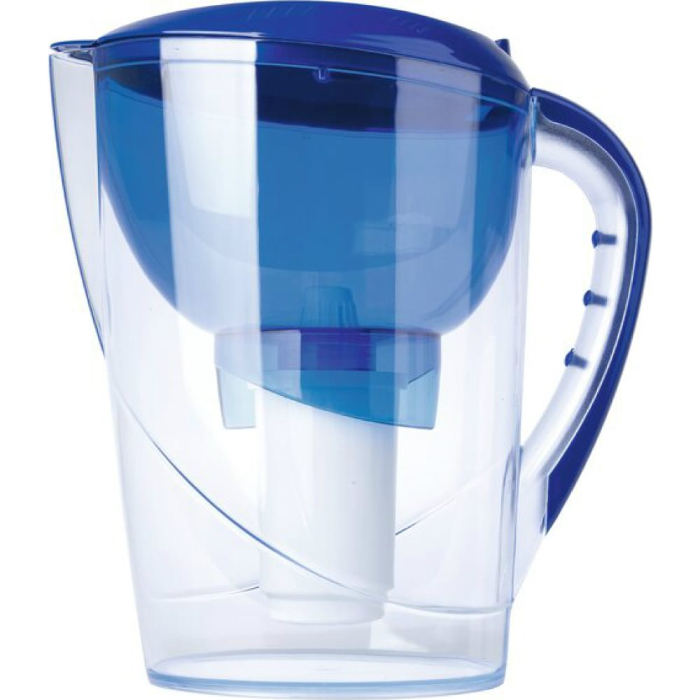 Фильтр-кувшин гейзер корус синий 62037син