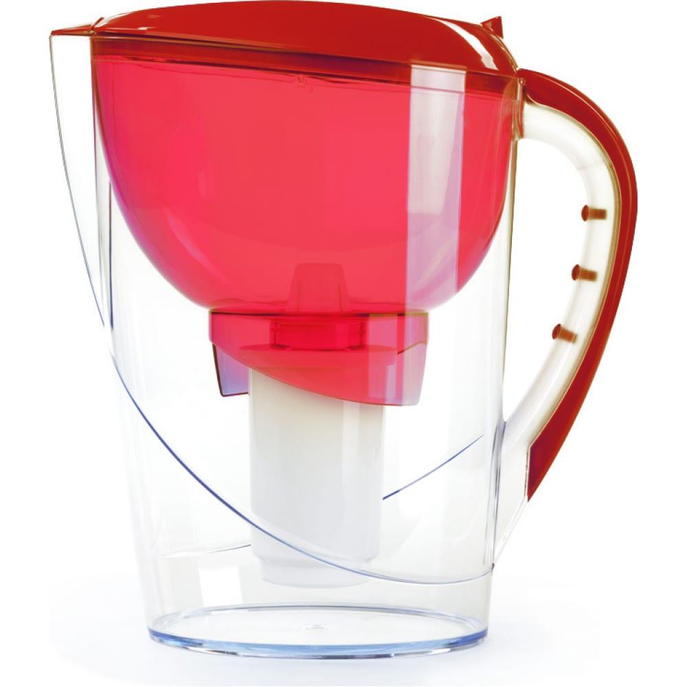 Фильтр-кувшин гейзер корус красный 62037кра