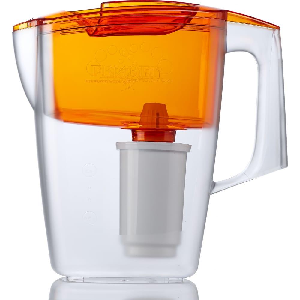 Фильтр-кувшин гейзер альфа оранжевый 62047ора