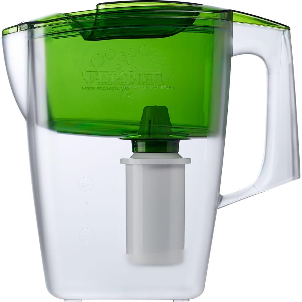 Фильтр-кувшин гейзер альфа зеленый 62047зел