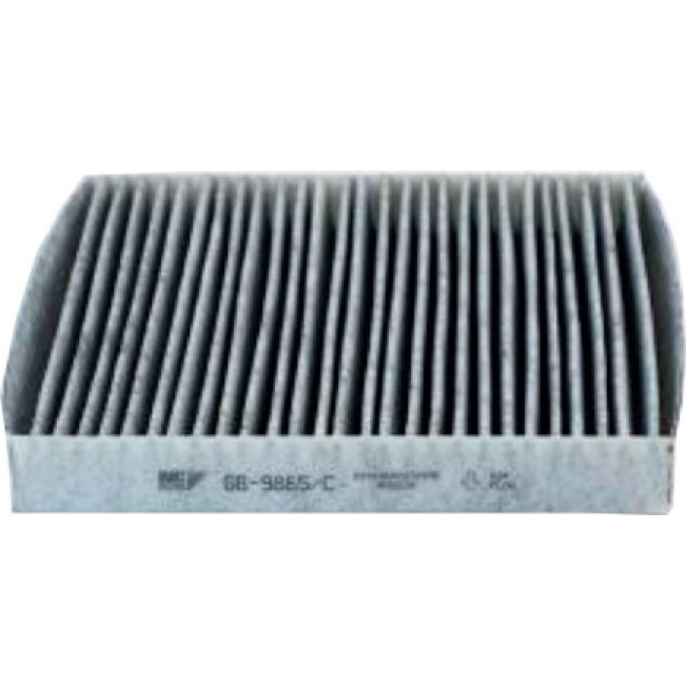 Купить Фильтр салона угольный mazda 6 1.8-2.3l all 02- big filter gb9865c