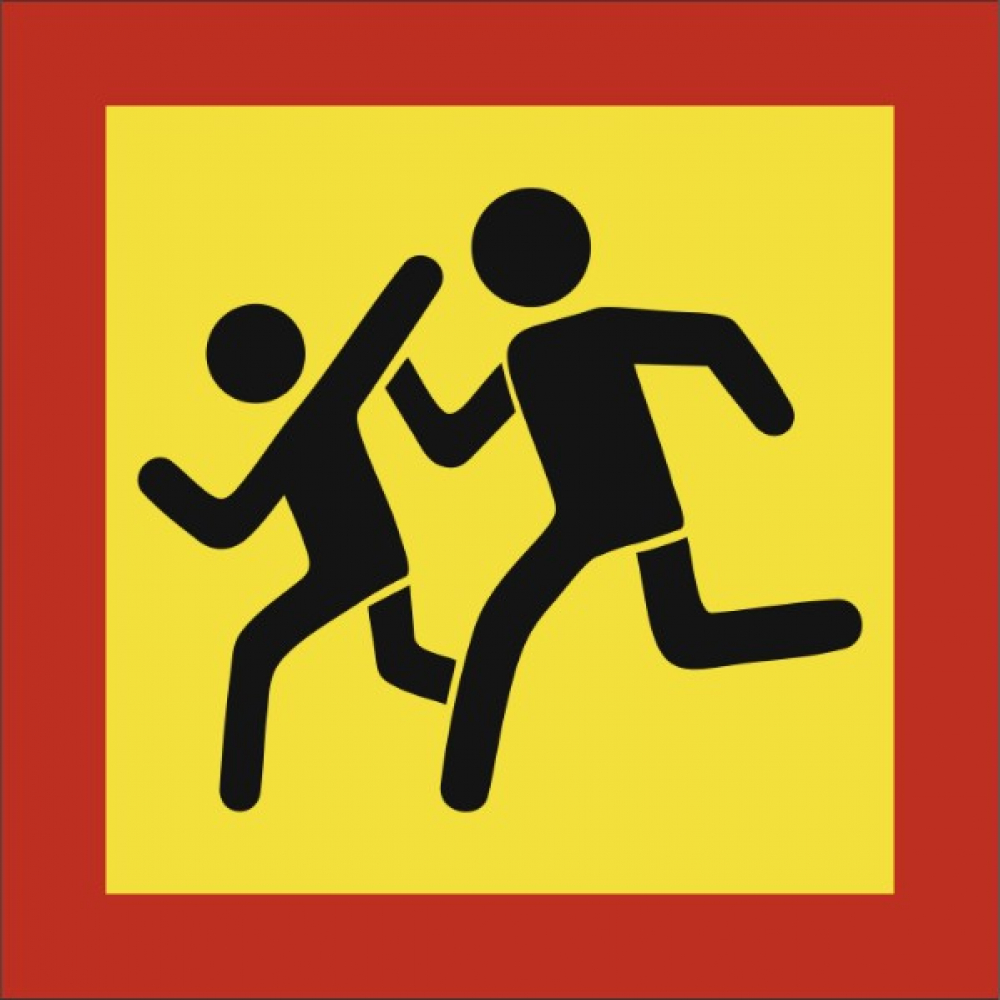 Наклейка skyway ребенок квадр. перевозка детей гост наруж. s08101056  - купить со скидкой