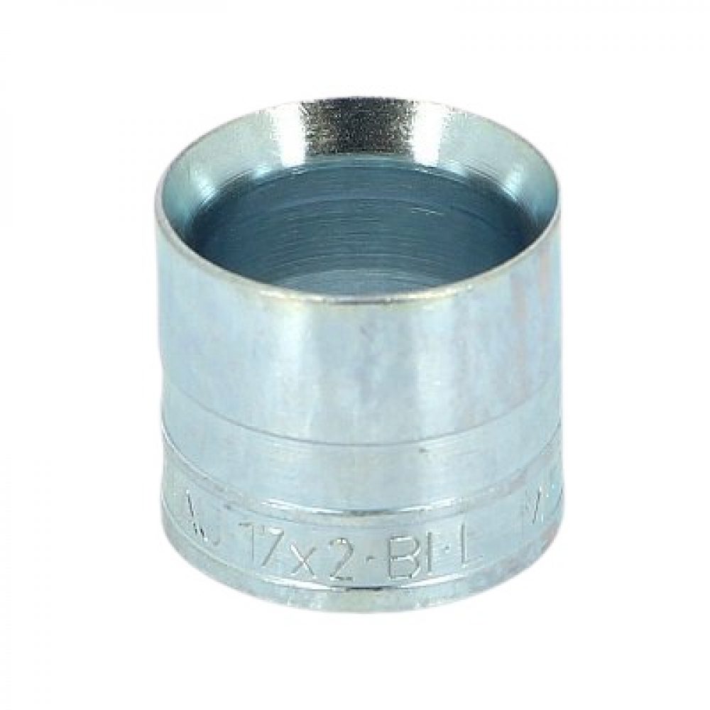 Гильза rehau 17х2.1 оцинкованная латунь для