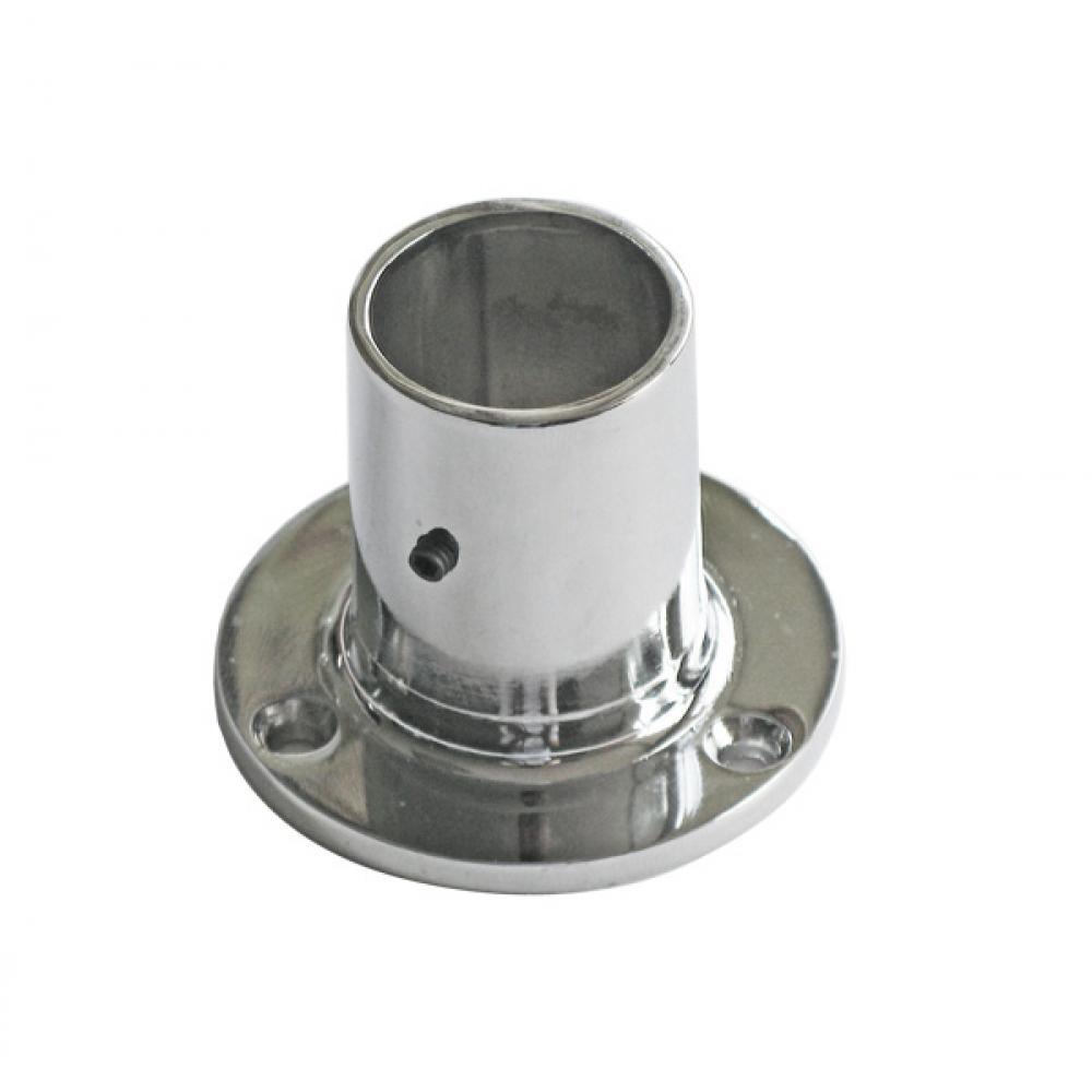Купить Держатель для трубы tech-krep высокий d 25 мм с фиксатором 1 шт 145057