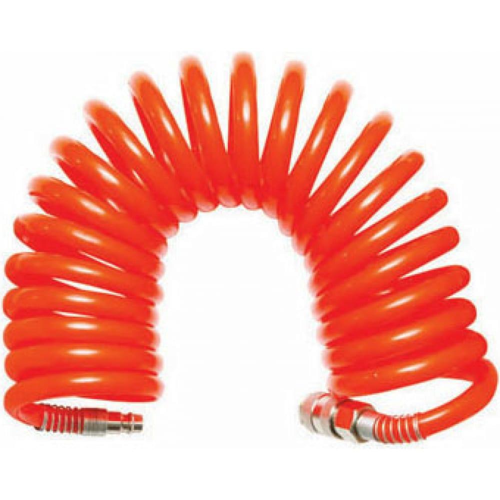 Купить Шланг спиральный (10 м; 8х12 мм; 3/8) для краскопульта skrab 50234