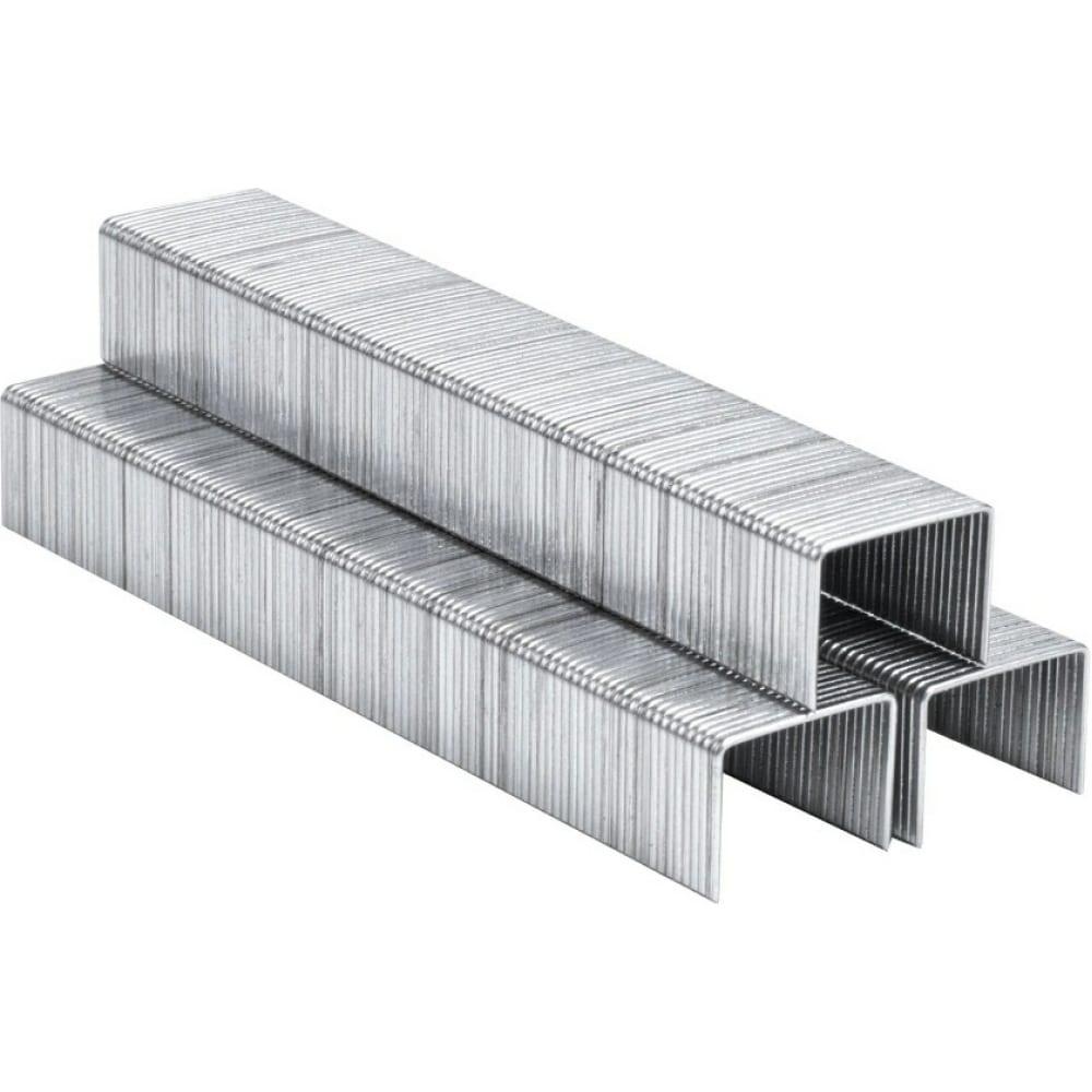 Скобы для степлера brauberg №23/10, 1000 шт., до 50 листов 221163