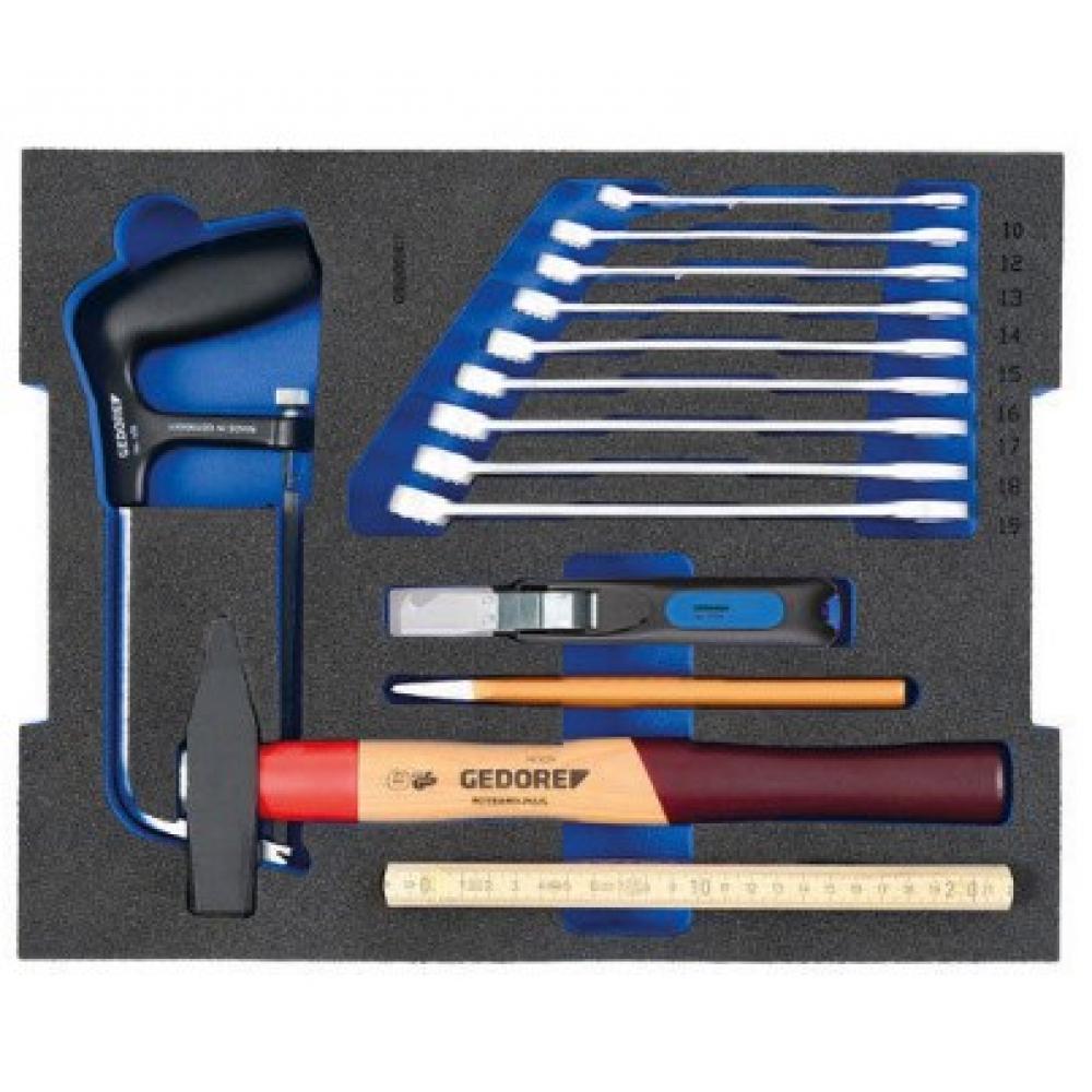 Набор инструмента gedore l-boxx 136 стартер в 2/2 module 2835967