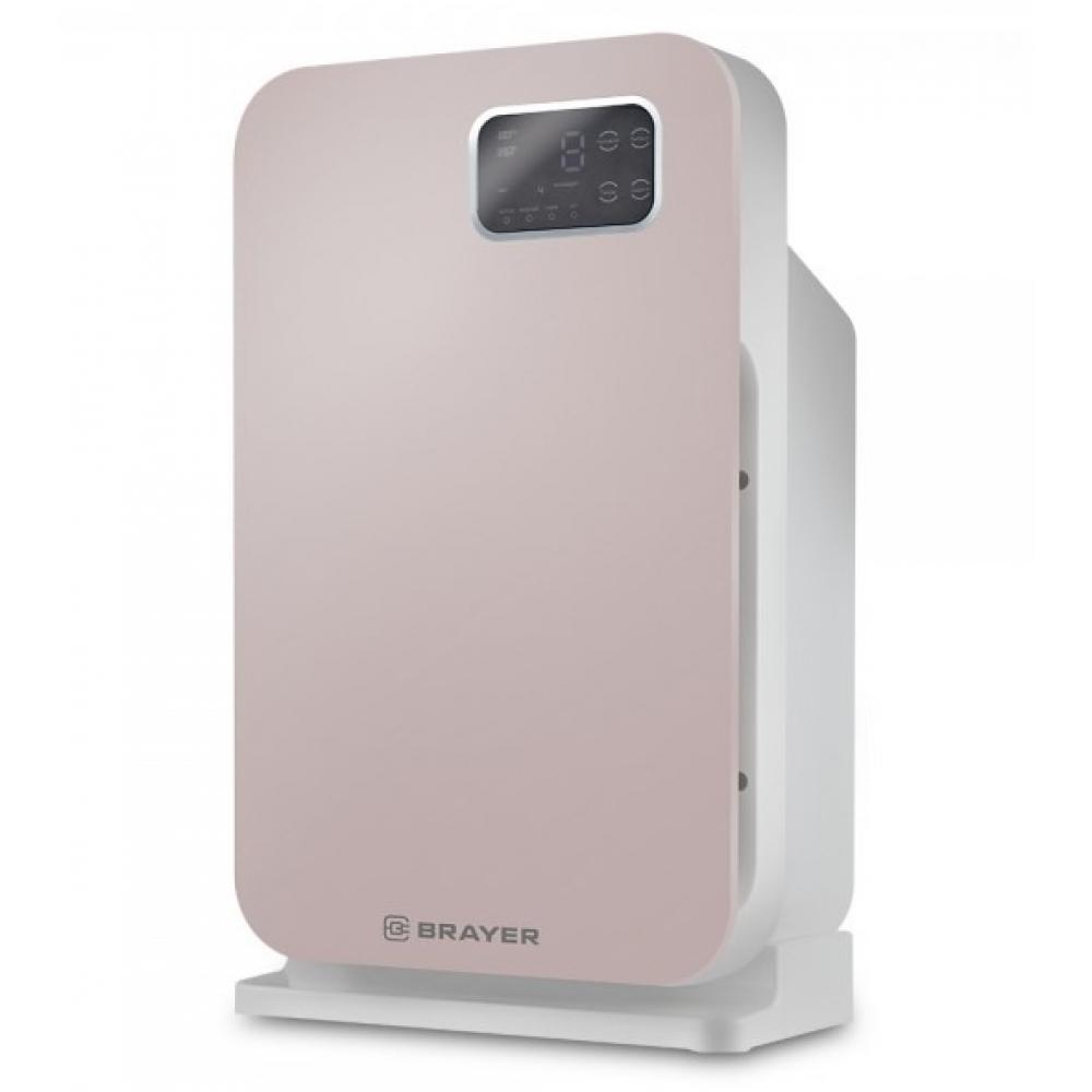 Очиститель воздуха с ионизатором brayer br4902
