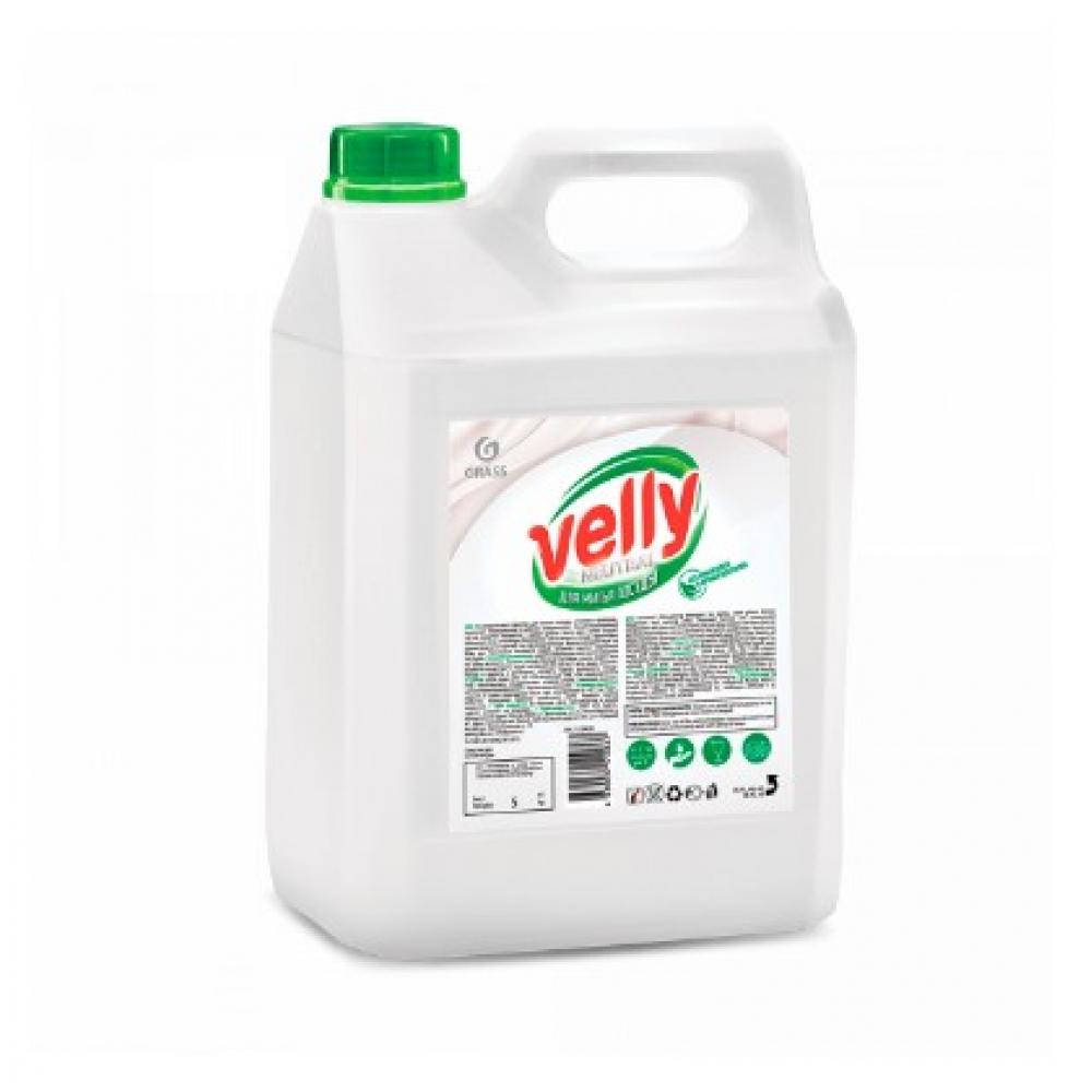 Купить Средство для мытья посуды grass velly neutral 5кг 125420