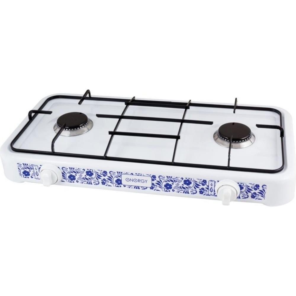 Купить Газовая 2-х конфорочная плита energy en-002, 144024