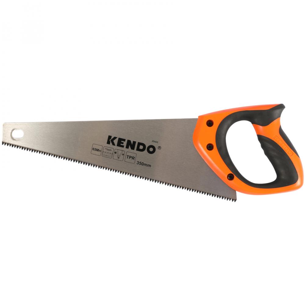 Купить Ножовка по дереву kendo зуб 3d, 7tpi, 350 мм 30401